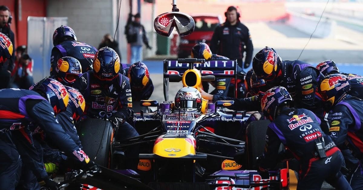 การแข่งรถสูตรหนึ่ง กีฬาสุดท้าทาย ที่ใช้ความเร็วเกินมนุษย์ทั่วไป