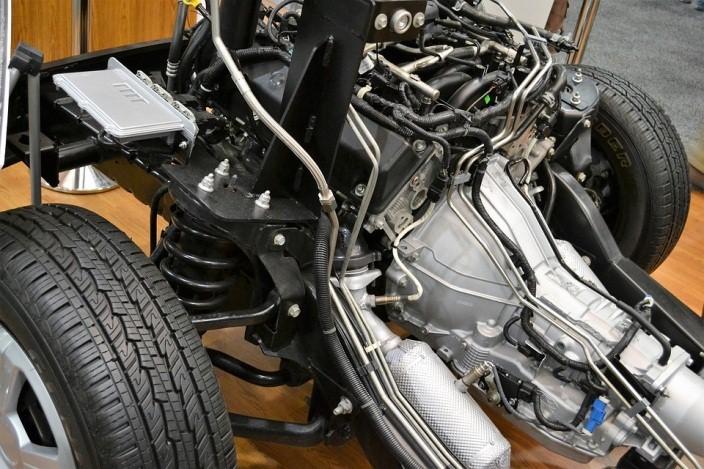 นักแข่งรถต้องการขับให้รวดเร็วขึ้น สมรรถนะรถสำคัญไม่ต่างกับทักษะการขับขี่